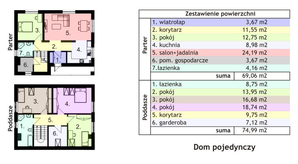 karta lokalu - 1